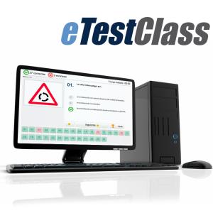 E-TESTCLASS