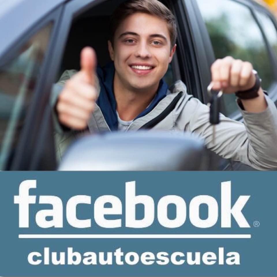 Clubautoescuela en Facebook