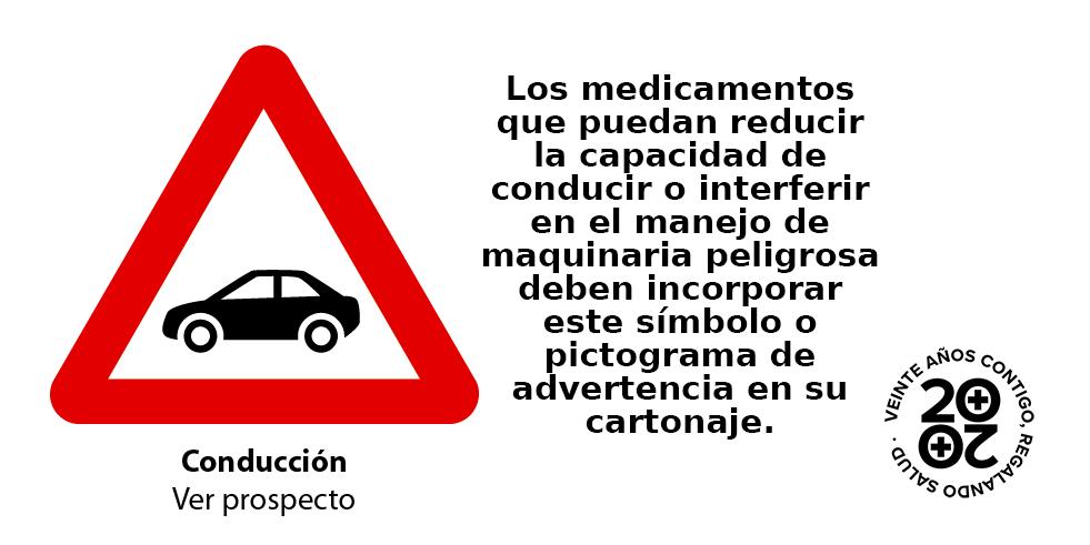 fármacos y conducción