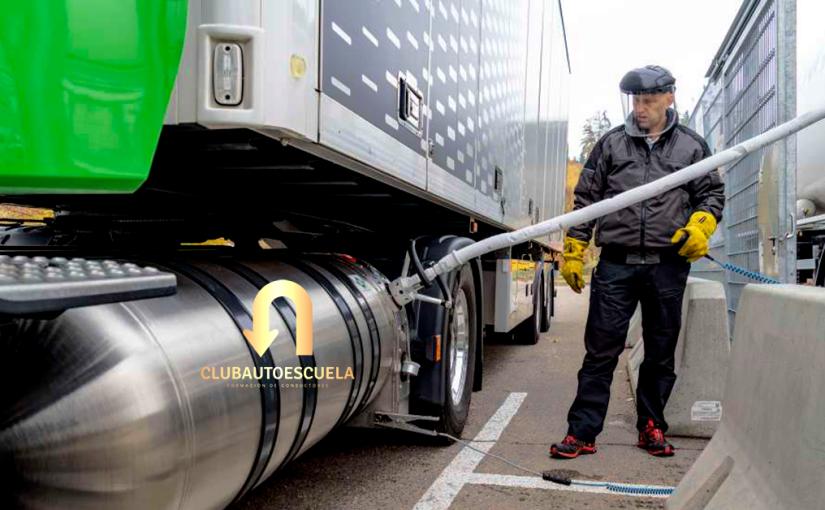 ¿Conoces el consumo de diésel de un camión porkm?
