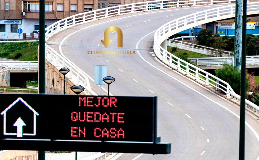 dirección general de carretera