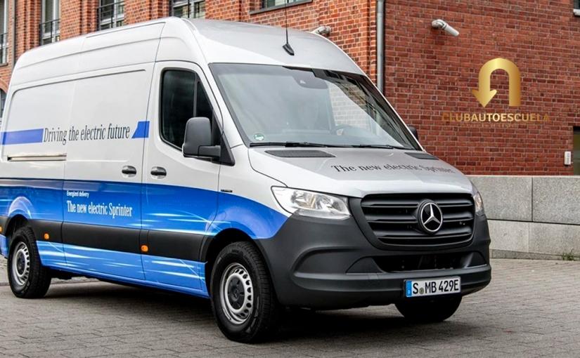La masa máxima autorizada para el carnet B en furgonetas eléctricas se amplía hasta los 4.200Kg.