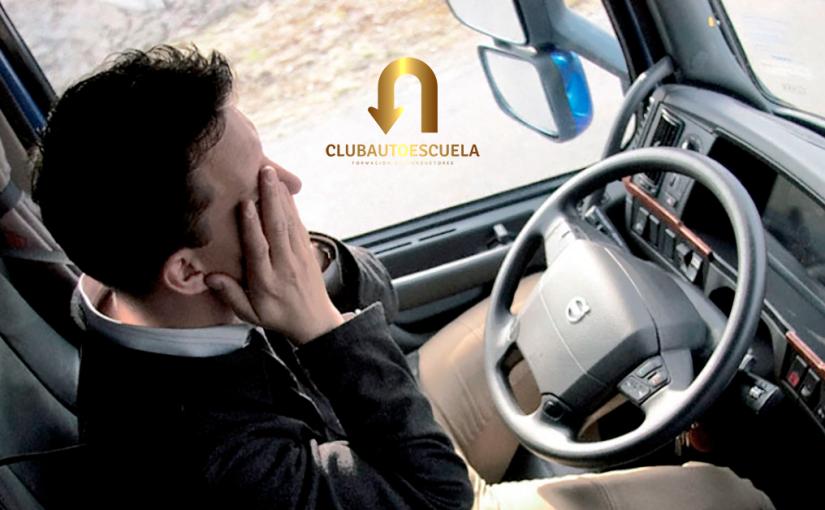 Medidas para impedir que las condiciones laborales acentúen la fatiga al volante y afecten a la seguridadvial.