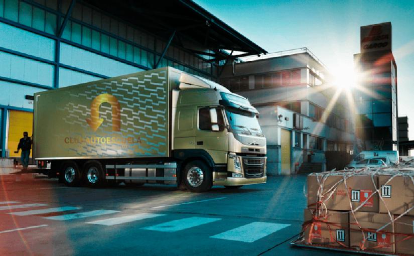 carga y descarga del transporte por carretera