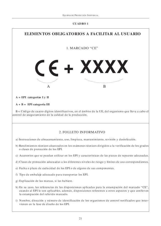 EPI - CE XXXX