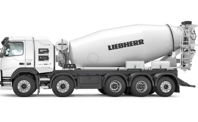 El Mitma plantea eximir del uso del tacógrafo a los camioneshormigoneras
