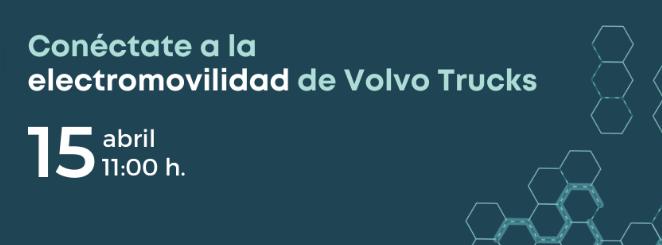 Webinar de electromovilidad de VOLVOTRUCKS