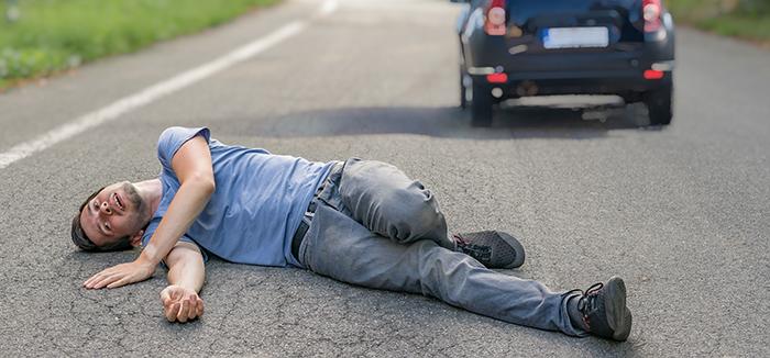 Huir tras un atropello no es omisión de socorro si el peatón muere en elacto